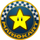 The Icon of the Star Cup for Mario Kart Live: Home Circuit