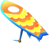 Sunny Surf Master from Mario Kart Tour