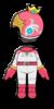 Princess Peach Mii racing suit from Mario Kart 8