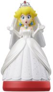 Peach Wedding Amiibo Artwork.png