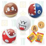 Mario enemy cookie tins from Super Nintendo World