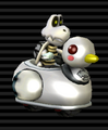 Dry Bones' Quacker