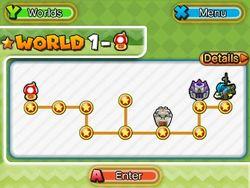 ★World 1 Map