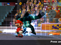 SuperMarioStrikers Donkey'sElectricFence.png
