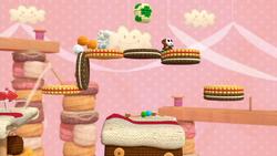 Yoshi and Cookies