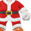 The Santa Outfit from Super Mario Odyssey