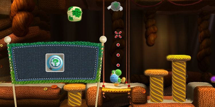 Picture shown with the third question in Yoshi's Woolly World Power Badges Quiz