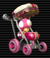 Toadette's Booster Seat