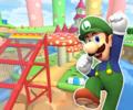 3DS Mario Circuit T from Mario Kart Tour