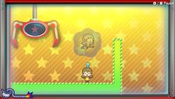 Nintendo Badge Arcade (microgame)
