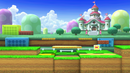 3D Land stage in Super Smash Bros. Ultimate