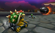 The Banzai Bills in DS Airship Fortress in Mario Kart 7 and Mario Kart Tour.