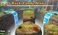 Hole 12 of Rock-Candy Mines (golf course) in Mario Golf: World Tour
