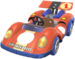 The Super 1 from Mario Kart Tour