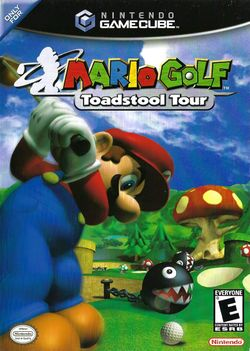 Mario Golf: Toadstool Tour game cover