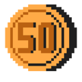 SMM2 50 Coin SMB icon.png