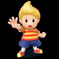 Artwork of Lucas for Super Smash Bros. for Nintendo 3DS / Wii U