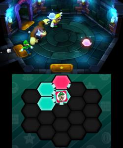 Haunted Hallways from Mario Party: Star Rush