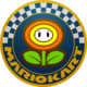 The Icon of the Flower Cup for Mario Kart Live: Home Circuit