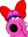 Mario Party 7 - Birdo lose portrait.png