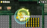 Go! Go! Gold Mario Pack; Course 3