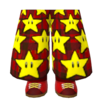 "The ""Super Star Flares"" Mii bottom"