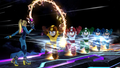 Challenge 43 from the fifth row of Super Smash Bros. for Wii U