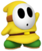 Icon of Yellow Shy Guy from Dr. Mario World