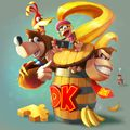 Dixie Kong SSB artwork Steve Mayles.jpg