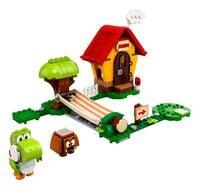 The LEGO Super Mario Mario's House & Yoshi Expansion Set.