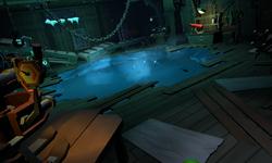 The Workshop segment from Luigi's Mansion: Dark Moon.