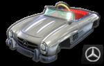 300 SL Roadster icon.