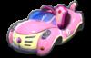 Cat Cruiser body from Mario Kart 8