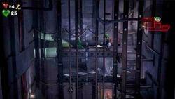 Elevator Shaft, Basement, Luigi's Mansion 3