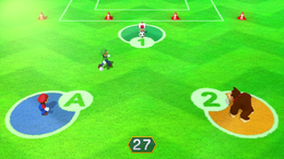 Keep-Away Mayhem, from Mario Party 10.