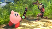 Kirby with Shulk's ability