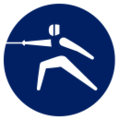 M&S Tokyo 2020 Fencing event icon.png