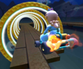 The icon of the Lemmy Cup challenge from the Vancouver Tour in Mario Kart Tour