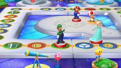 Lumas from Mario Party 10