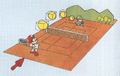 Mario's Dream Tennis Concept Artwork.png
