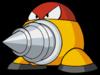 Nosedozer in Wario Land: Shake It!