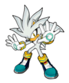 Silver the Hedgehog Sticker.png