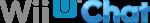 Wii U Chat logo.