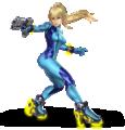 Zero Suit Samus from Super Smash Bros. Ultimate