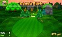 Koopa Park in Mario Golf: World Tour
