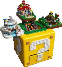 LEGO Super Mario 64? Block