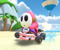 The icon of the Luigi Cup challenge from the 2021 Trick Tour in Mario Kart Tour