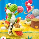 Thumbnail of an announcement regarding a Yoshi's Woolly World demo event at GameStop