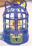 A Neko Kago in Super Mario 3D World + Bowser's Fury