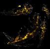 Master Edges's Spirit sprite from Super Smash Bros. Ultimate